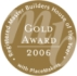Registered Master Builder Gold Award