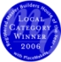 Registered Master Builder Local Category Winner