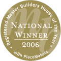 Registered Master Builder National Award